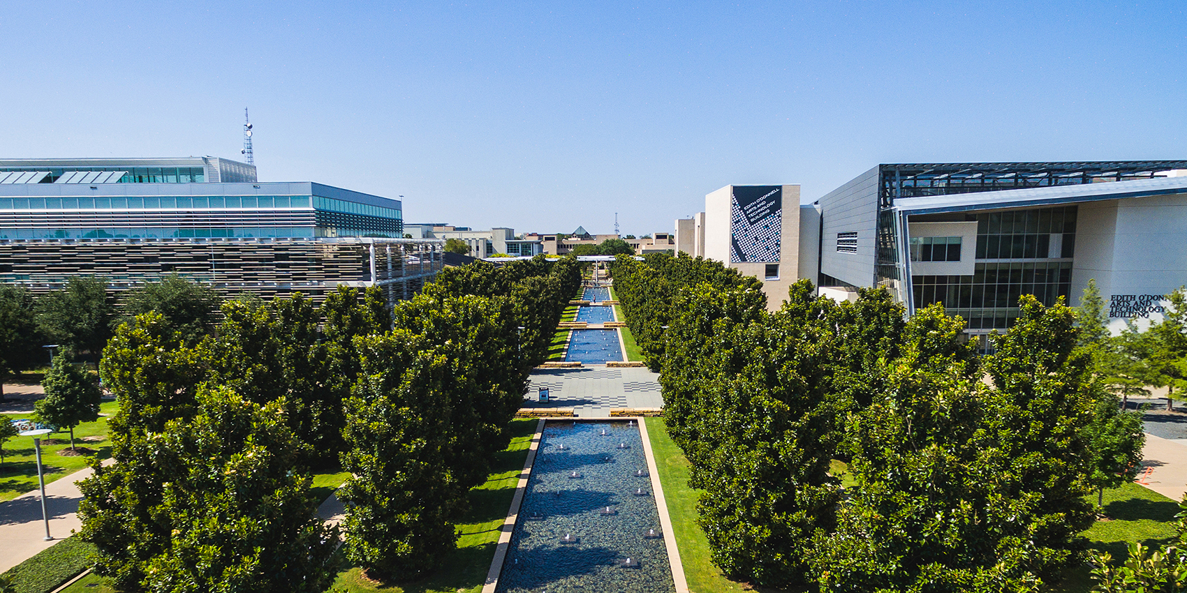 برنامه های تحصیلات تکمیلی دانشگاه تگزاس دالاس