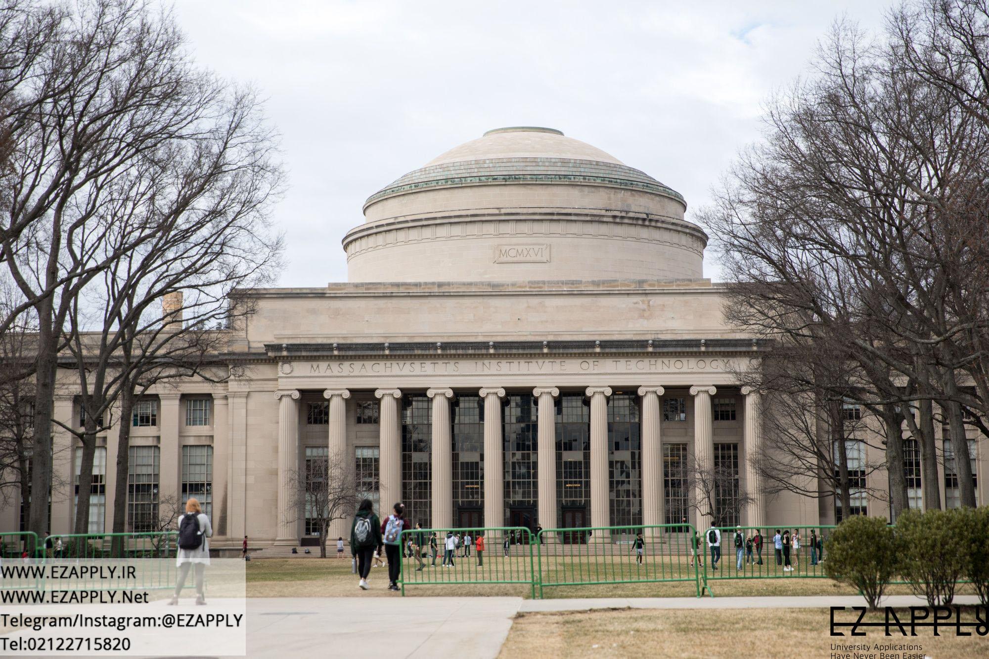 اخذ پذیرش فول فاند توسط تیم «ایزی اپلای» در مقاطع ارشد و دکتری در رشته «مهندسی مکانیک» در بهترین دانشگاه های آمریکا