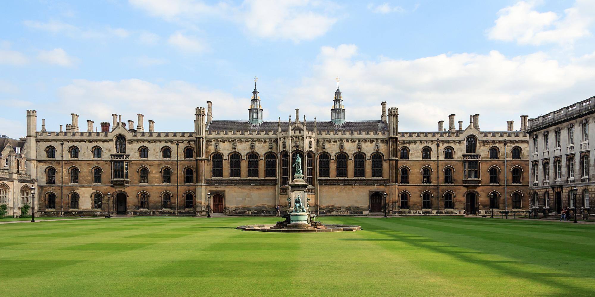 نتیجه تصویری برای کمبریج